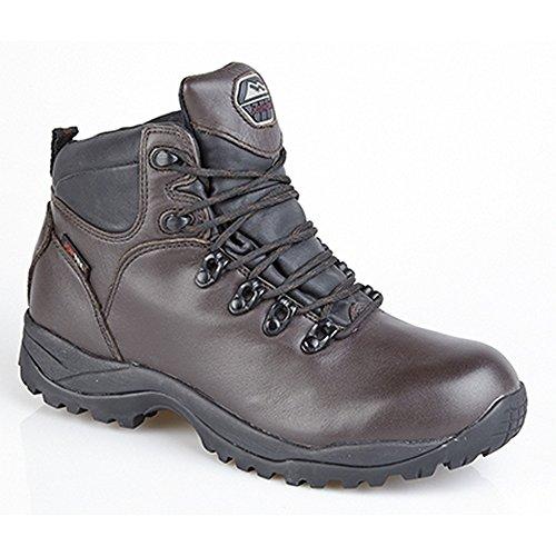 Johnscliffe Typhoon - Chaussures montantes de randonnée - Garçon Noir