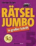Rätseljumbo in großer Schrift 5 - Eberhard Krüger