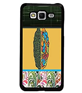 PrintDhaba Abstract Design D-5738 Back Case Cover for SAMSUNG GALAXY GRAND PRIME (Multi-Coloured)