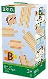 BRIO Schienen Starter Set Pack B (13 Teile)