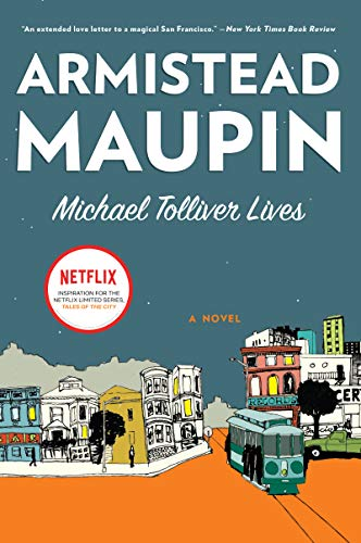 Michael Tolliver Lives (Tales of the City Book 7) (English Edition)