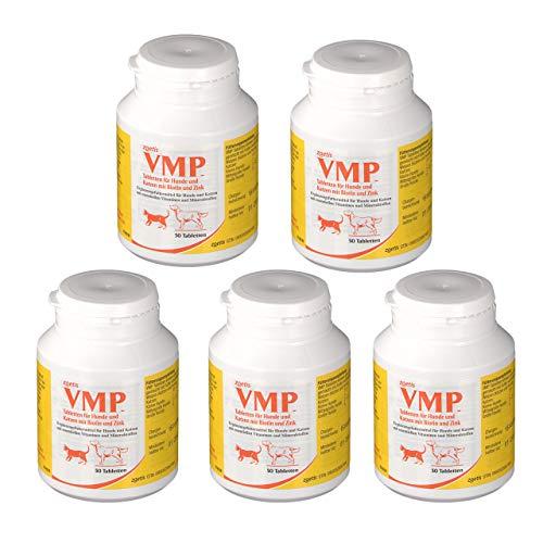 Zoetis 5x50 VMP Tabletten = 250 STK für Hunde & Katzen