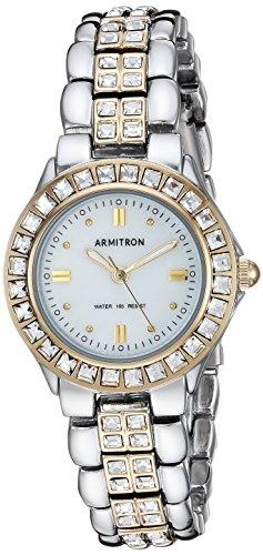 Armitron 753689MPTT Women's Wrist Watch