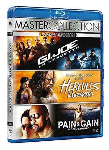 Dwayne Johnson Master Collection (3 Blu-Ray)
