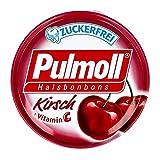 Pulmoll Hustenbonbons Wildkirsch + Vitamine c zf. 50 g