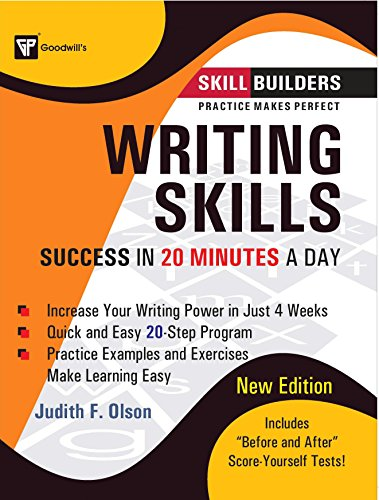 Writing Skills: Success in 20 Minutes a Day por Judith Olson