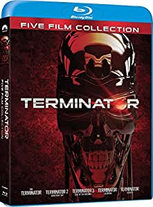 Terminator Collection (5 Blu-Ray)