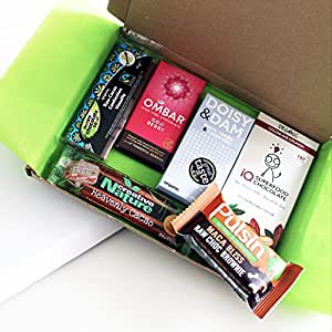 Superfood Chocolate Snack Box (Vegan & Gluten-free)