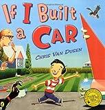 Best Toddler Truck Books - If I Built a Car Review
