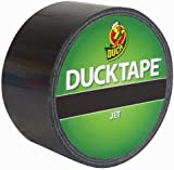 Duck 48mm x 9.1m Jet Duck Tape