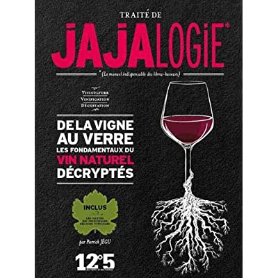 Traite de jajalogie manuel de vin naturel