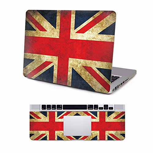 2pcs portátiles PC DIY adhesivo universal de la piel con varias imágenes y material de PVC de 14 pulgadas para ordenador portátil de 15,6 pulgadas,necesita DIY,3