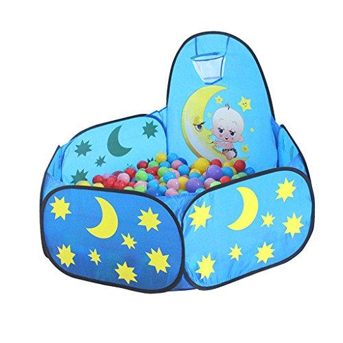 MagiDeal Faltbare Pop-up Spielzelt Spielhaus Bällebad Ballpool Kugelbad Bällchenpool Kinder Spielzeug ( Ohne Bälle ) - # F