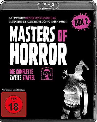 Masters of Horror - Komplette Staffel 2 [Blu-ray]