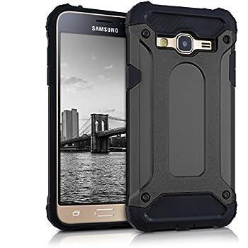 ykooe Galaxy J3 Hülle , J3 Dual Layer Hybrid: Amazon.de