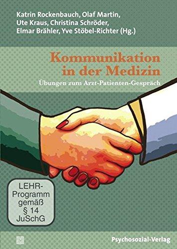 Bild von Kommunikation in der Medizin, DVD
