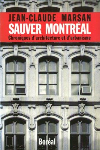 Sauver Montréal