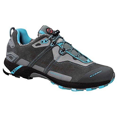 Mammut Ruler 3030-02200, Chaussures de randonnée femme grey/l'pacific
