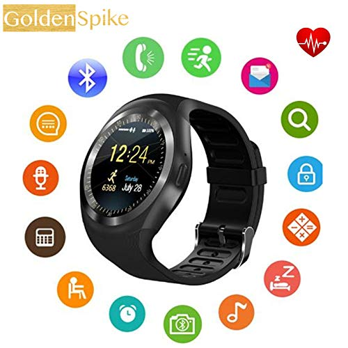 UNIQUS heart rate SmartWatch Smart Watch For IPhone 4/5S/6 Samsung S7/Galaxy Note 10 S9+ A9 Star Android/Ios apple Phone Smart Phones