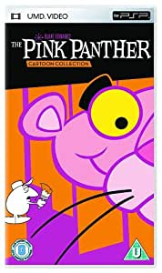 The Pink Panther Cartoon Collection [UMD Mini for PSP]