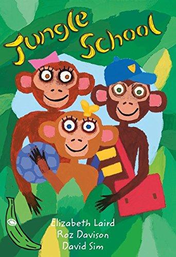 Jungle School: Green Banana Banana Books