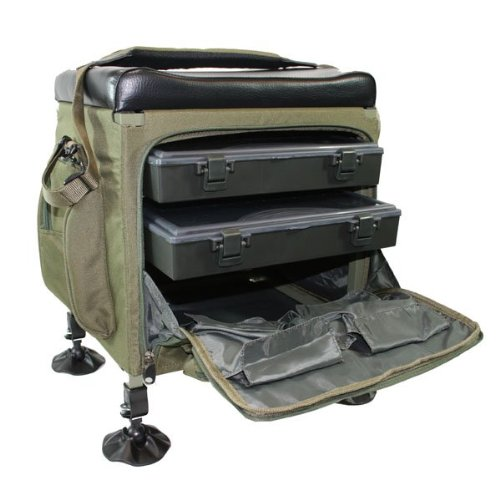 Compact-Tackle-Seat-box-With-2-x-Free-Lock-Boxes-RRP-100