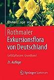 Rothmaler - Exkursionsflora von Deutschland. Gefäßpflanzen: Grundband -