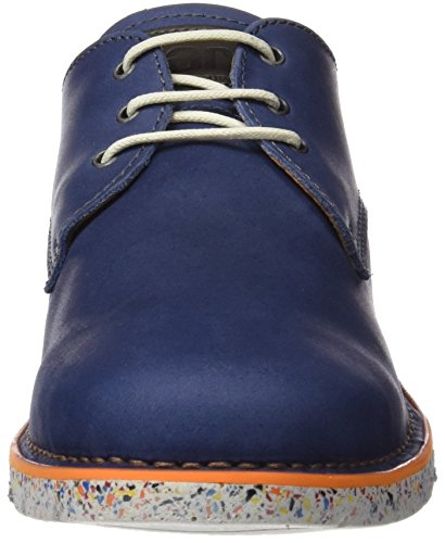 ART 1087 Olio I Move, Ballerines Derby Homme Bleu (Blue)