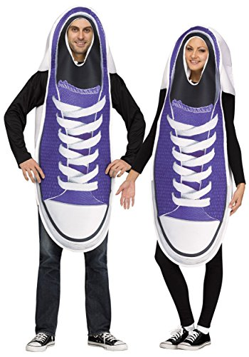 Adult Pair of Sneaker's Fancy dress costumes for Couple