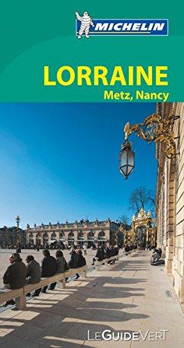 Le Guide Vert Lorraine Michelin
