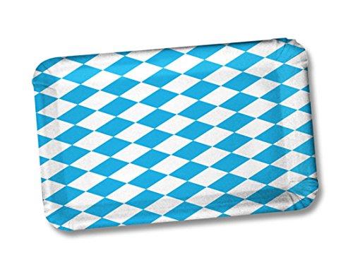 50-piatti-di-carta-rettangolare-bavarese-a-rombi-bavaria-bayern-circa-195-x-135-cm