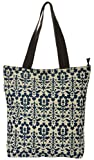 Pick Pocket Women's Tote Bag (Blue, Toin305)