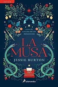 La musa par Jessie Burton