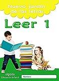Nuevo jardín de las letras. Leer 1. Educación Infantil (Educación Infantil Algaida. Lectoescritura) - 9788490677407