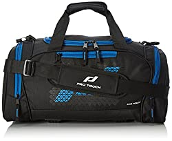 Pro Touch Teambag Force schwarz/blau, 50x26x37 cm