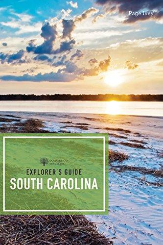 Explorer's Guide South Carolina (Second Edition)  (Explorer's Complete) (English Edition)