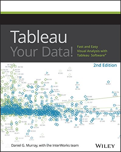 Tableau Your Data!: Fast and Easy Visual Analysis with Tableau Software por Daniel G. Murray