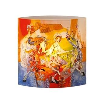 """Goebel 67030197 Lampe Didier Delamonica """"Hera und Argos"""""""