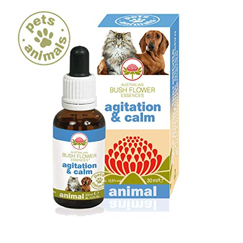 Australian Bush Flower Essences Agitation & Calm 30 ml - Universe Pets