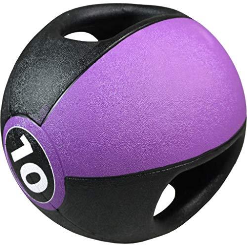 Pure2Improve Balón Medicinal Asas Fisioterapia Deporte