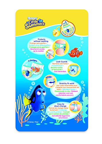 Huggies Little Swimmers Gr.2/3, 2er Pack (2 x 12 Windeln) - 2