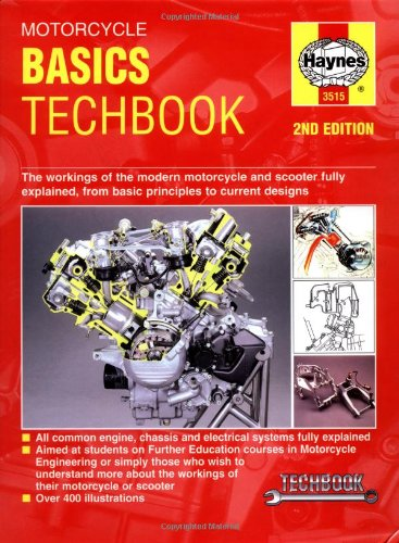 Motorcycle Basics Techbook (Haynes Techbooks)