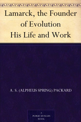 lamarck-the-founder-of-evolution-his-life-and-work-english-edition