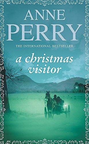 A Christmas Visitor (Christmas Novella 2): A festive Victorian mystery set in the Lake District -