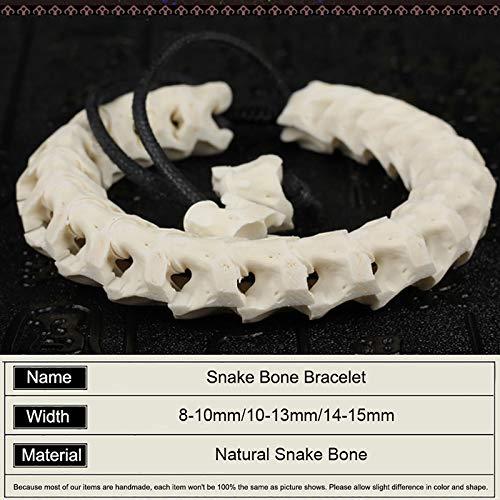 Damenarmband Armbänder Armband,Mode Persönliche Elegante 100% Thailand Natürliche Schlangenknochen Armreifen & Armbänder Ethnische Vintage Schmuck Energie Armband Für Frauen Oder Männer Geschenk