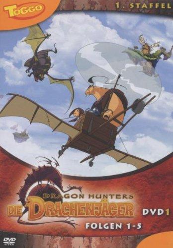Dragon Hunters - Die Drachenjäger Vol. 1 (Folge 1 - 5)