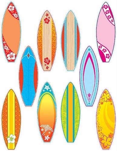 Preisvergleich Produktbild SURFBOARDS ACCENTS