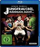 Jungfrau (40), männlich, sucht... [Blu-ray]