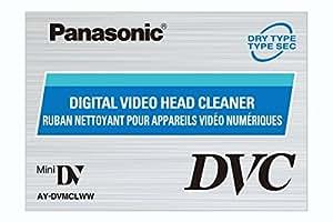 Panasonic AY-DVMCLWW MiniDV Reinigungsband