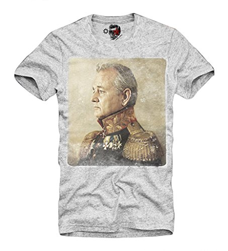 e1syndicate-t-shirt-bill-murray-ghostbusters-saturday-night-live-vintage-gris-s-xl